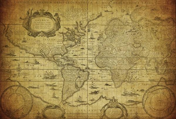 Kort – et undervisningsmateriale til naturteknologi indskoling