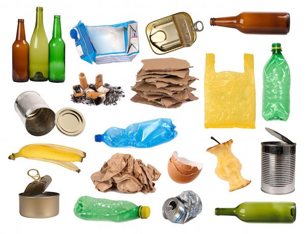 Sortering af affald – et undervisningsmateriale til naturteknologi indskoling