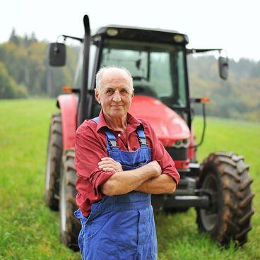 At være landmand