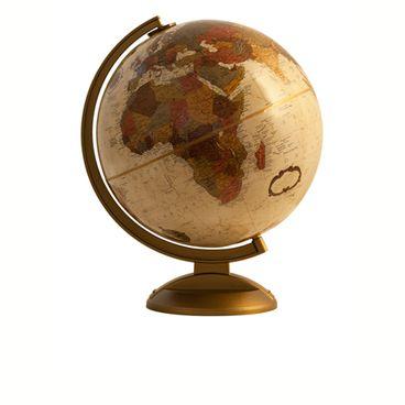 Jorden er delt i to